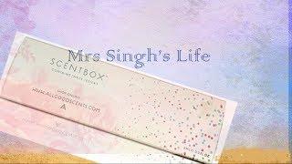 Scentbox sample box
