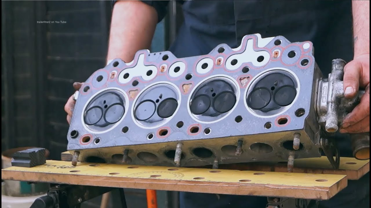 Replacing the 300tdi head gasket PART 1 bolts gaskets and