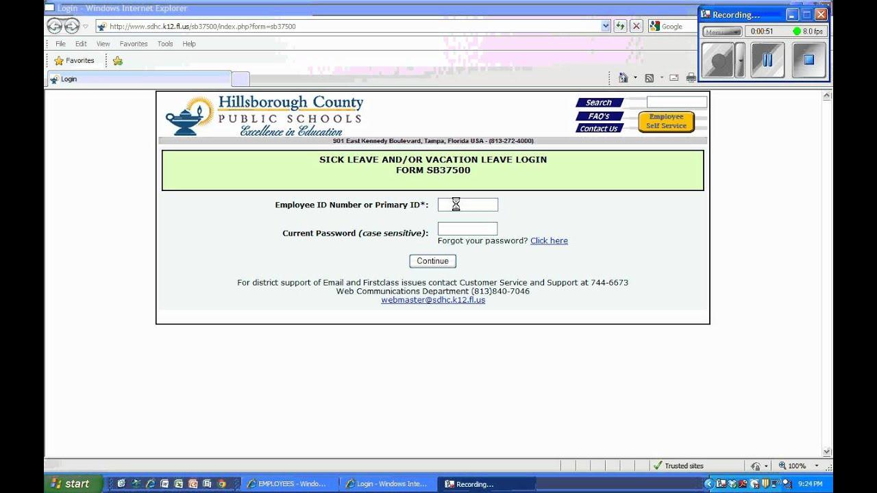 sick leave form online sick leave form online