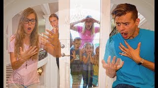 Family Disappears In GIANT MANSION!