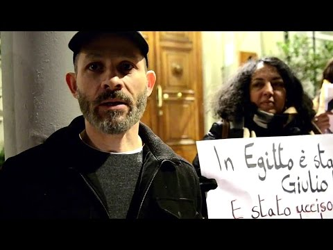 Giulio Regeni murder: Italian torture in Egypt - التعذيب في مصر