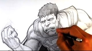 How to Draw Bizarro Superman - Draw Fantasy Art