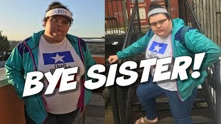 CHRISTINE SYDELKO QUITS YOUTUBE & SHADES OLD FRIENDS!