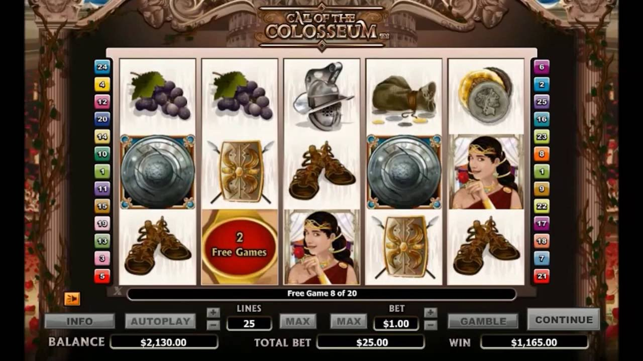 Free coins caesars slots