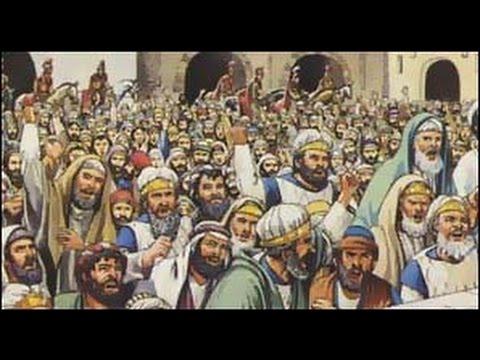 ISRAEL: Les juifs sont-ils maudits pour avoir livre Jesus ? Allan Rich