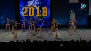 Dancer's Edge Studio - Senior Small Contemporary [2018 Senior Contemporary Lyrical Semis]