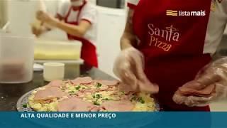 Santa Pizza Delivery