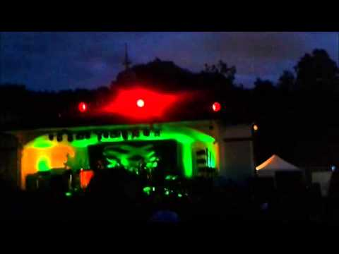 The Waterboys - The Pan Within (Kelvingrove Bandstand Glasgow 08/14