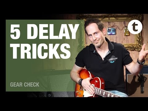 5 Delay Tricks | Tutorial |Thomann