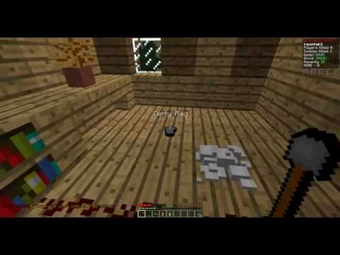 The Crafting Dead: Carl Get the Gun