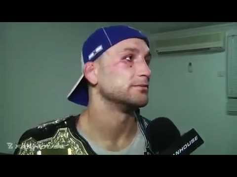 UFC 112 - BJ Penn vs. Frankie Edgar - Edgar Post Fight Interview