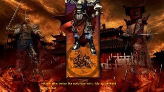Dragon Throne  Battle of Red Cliffs - Cao Cao - Defend Hefei part 1