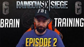 Rainbow Six Siege: Brain Training Ep.2 - Aiming, Reflex Speed, Fundamentals & Automation