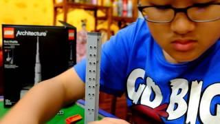 Lego Architecture Burj Khalifah 2016 Builder Malaysia