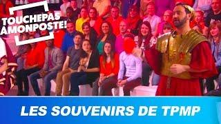 Pascal Demolon affrontait Cyril Hanouna au ping pong - Les souvenirs de TPMP