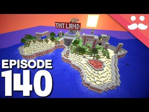 Hermitcraft 5: Episode 140 - TNT LAND is...