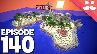 Hermitcraft 5: Episode 140 - TNT LAND is Finished!