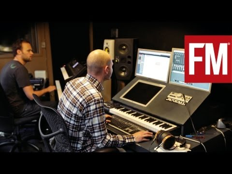 Noisia In The Studio With Future Music