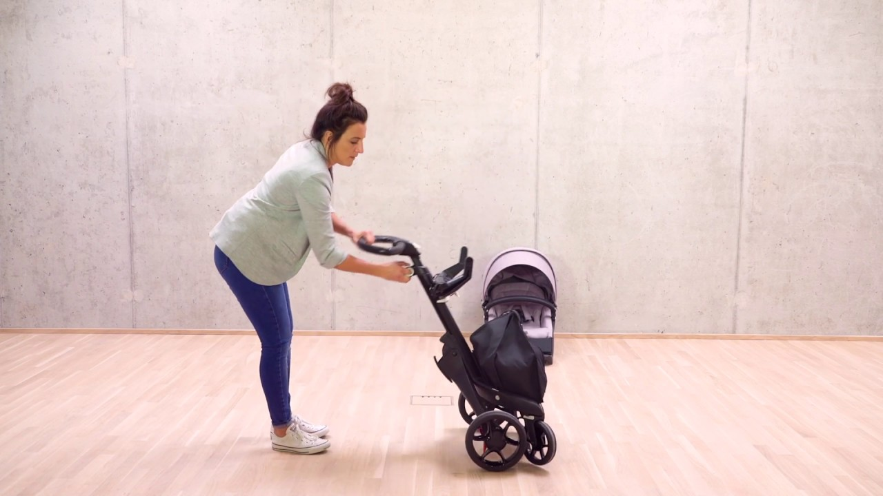 Stokke Xplory 6 Getcloser To Your Child
