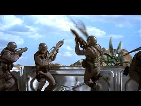 Starship Troopers(1997) Trailer