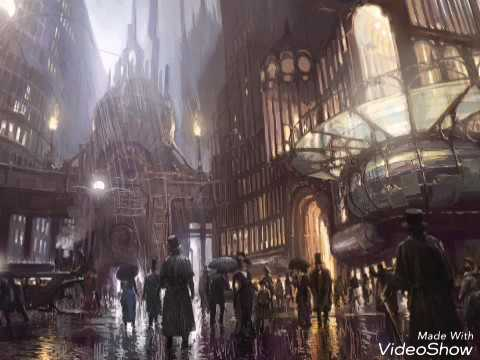 SteamPunk City Sound effect. - YouTube