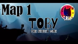 Toby The Secret Mine Walkthrough MAP 1