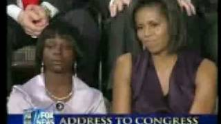 Michelle Obama Snubbed by Little Girl Tyshema Bethea
