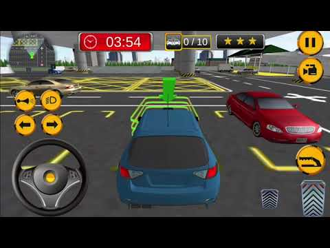 Superheroes Valet Car Parking Mania Shopping Mall - Android Gameplay FHD