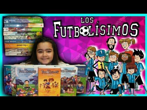 libros:-los-futbolisimos-[nuriacraft]