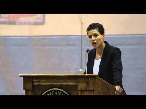 "Ohio Dominican University - Michelle Alexander - ""The New Jim Crow"""