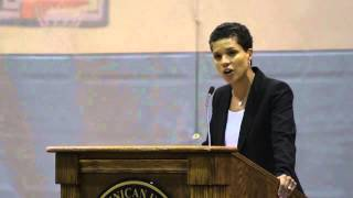 "Ohio Dominican University - Michelle Alexander - ""The New Jim Crow"""