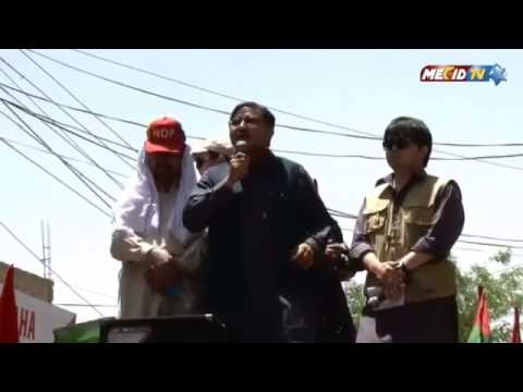 HDP Rally against Hazara Genocide 29 05 15 Part 2