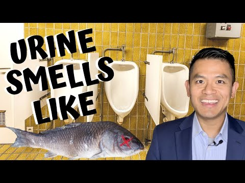 5 Reasons Why Your Urine Smells Like Fish | Explained By Urologist, Dr. Robert Chan, M.D.