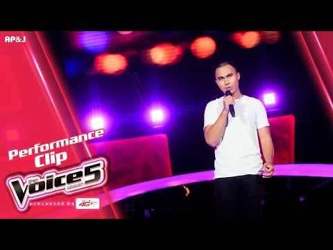 The Voice Thailand - โอ ศิร์ภูมิ - I Put A Spell On You - 25 Sep 2016