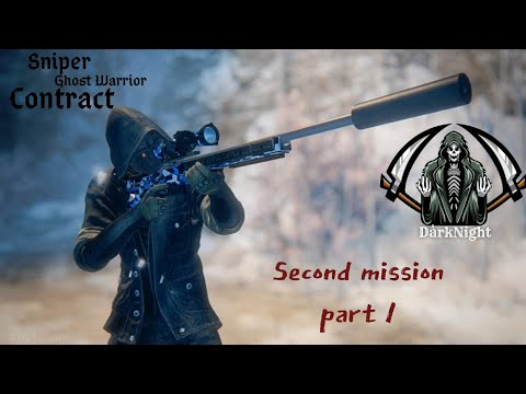 Sniper Ghost Warrior Contracts second mission part 1 |