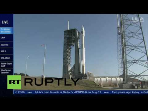 USA: Secret National Reconnaissance Office launch NROL-61 satellite
