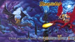 Rhapsody Reunion来日ってことで歌いました。 まさかLiveでThe Wizard's...