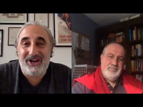My Chat with Nassim Nicholas Taleb (THE SAAD TRUTH_597)