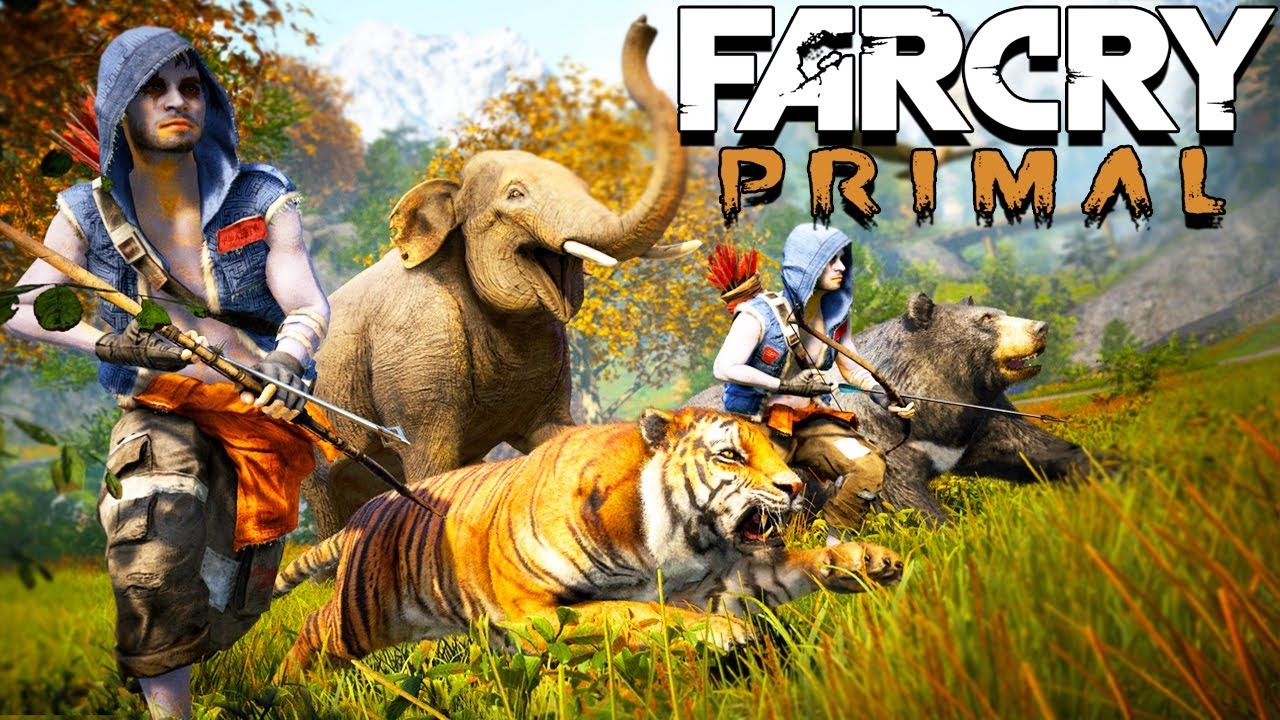 Far Cry Primal Apex Edition V1 3 3 All Dlcs Ultra Hd Textures Youtube