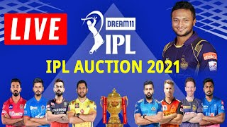 IPL AUCTION 2021 | IPL 2021 Auction Bangla Commentary