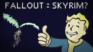 Could Fallout 4 and Skyrim ever take place in the same universe?