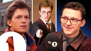 'I know more than JK Rowling!' Tom Holland on Harry Potter, Onward and remaking Back To The Future.