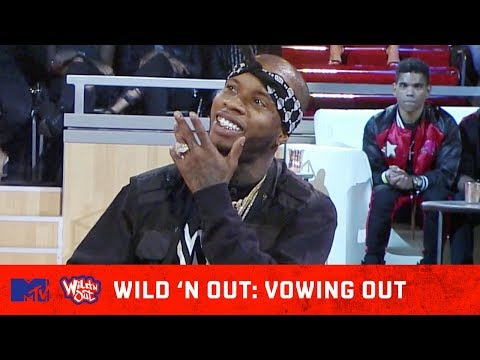 Tory Lanez Vows To Never Fall In Love 💔 | Wild 'N Out | #VowingOut