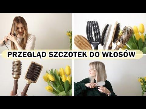 Przeglad Szczotek Do Wlosow Ktora Wybrac Olivia Garden Tangle Teezer Hairstore Pl Youtube