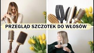 PRZEGLĄD SZCZOTEK DO WŁOSÓW | KTÓRĄ WYBRAĆ? | Olivia Garden, Tangle Teezer | hairstore.pl