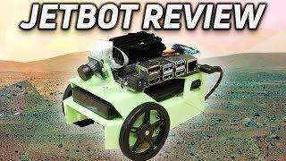 NVIDIA Jetbot Review - Robotics for the Masses
