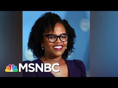 Boston's Mayor Kim Janey Draws Insight From Racist Chapter In City's History | Rachel Maddow | MSNBC