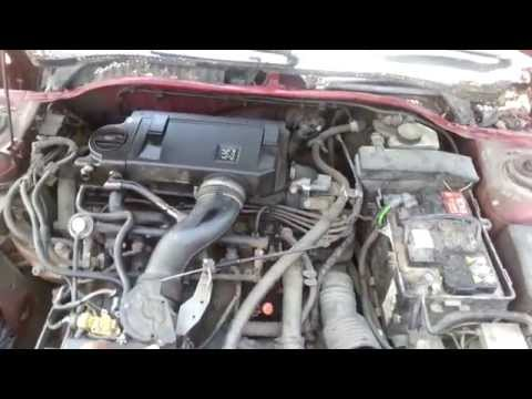 Peugeot 306 cabriolet 2.0 8v xsi - start engine