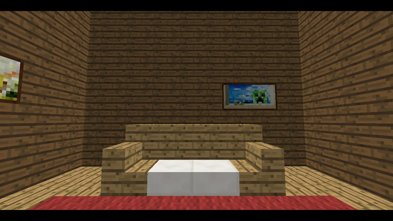 Minecraft tutorial Simple couch quartz themed YouTube : maxresdefault from www.youtube.com size 2732 x 1386 jpeg 359kB