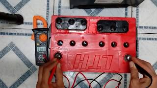 puedo recuperar una bateria con agua mineral?